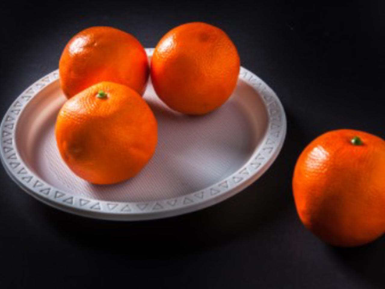 Advantages of disposable degradable tableware